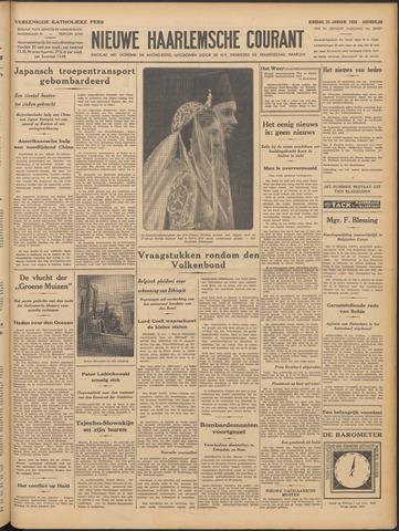 Nieuwe Haarlemsche Courant 1938-01-25