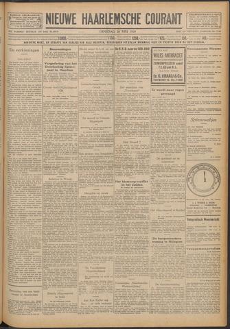 Nieuwe Haarlemsche Courant 1929-05-28