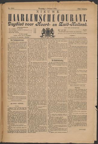 Nieuwe Haarlemsche Courant 1898-02-09