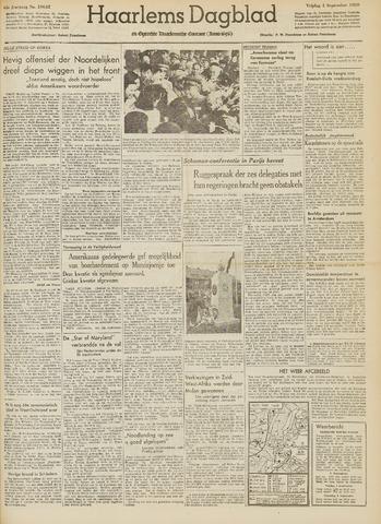 Haarlem's Dagblad 1950-09-01