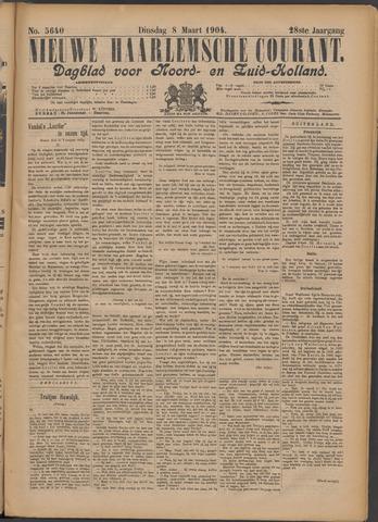 Nieuwe Haarlemsche Courant 1904-03-08