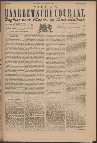 Nieuwe Haarlemsche Courant 1897-12-15