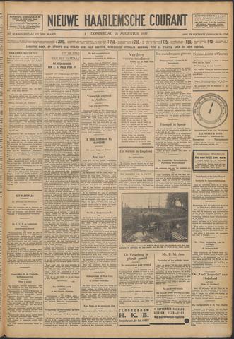 Nieuwe Haarlemsche Courant 1930-08-28