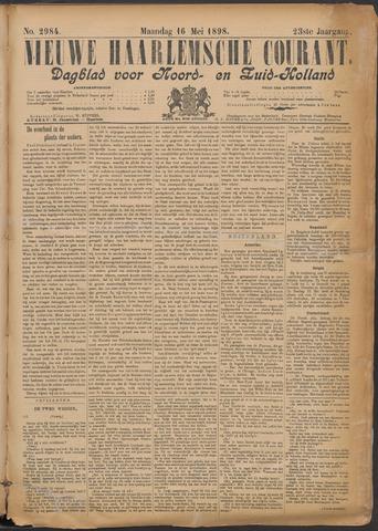 Nieuwe Haarlemsche Courant 1898-05-16