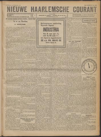 Nieuwe Haarlemsche Courant 1922-02-21
