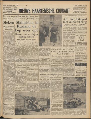 Nieuwe Haarlemsche Courant 1956-09-28