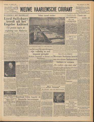 Nieuwe Haarlemsche Courant 1957-03-30