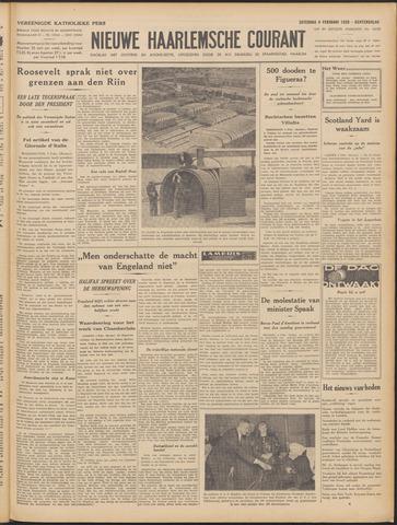 Nieuwe Haarlemsche Courant 1939-02-04