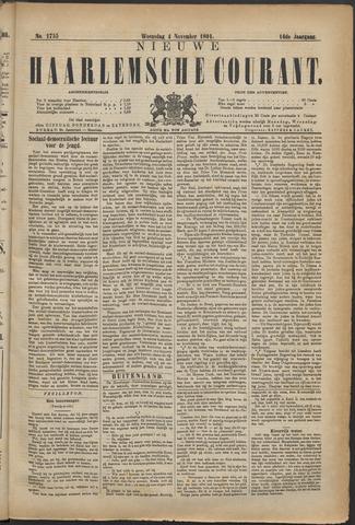 Nieuwe Haarlemsche Courant 1891-11-04