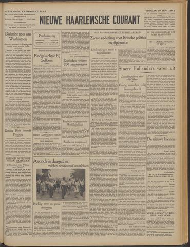 Nieuwe Haarlemsche Courant 1941-06-20