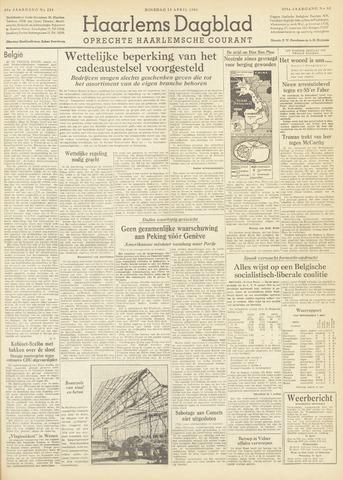 Haarlem's Dagblad 1954-04-13