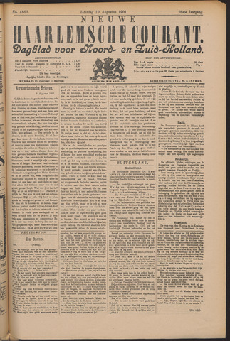 Nieuwe Haarlemsche Courant 1901-08-10