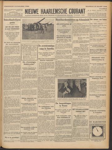Nieuwe Haarlemsche Courant 1936-03-23