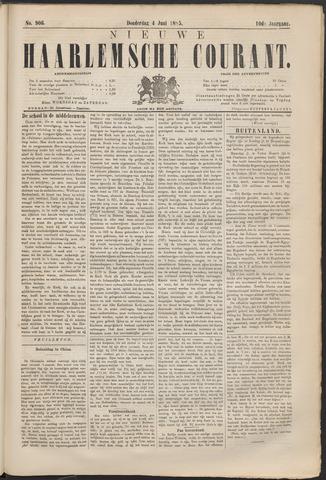 Nieuwe Haarlemsche Courant 1885-06-04