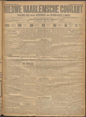 Nieuwe Haarlemsche Courant 1915-06-30