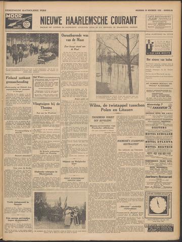 Nieuwe Haarlemsche Courant 1939-11-29