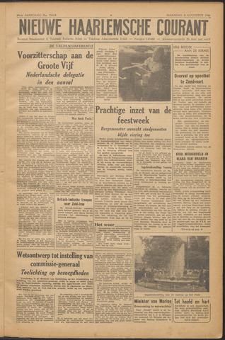Nieuwe Haarlemsche Courant 1946-08-05