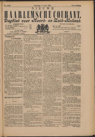 Nieuwe Haarlemsche Courant 1902-04-17
