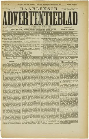 Haarlemsch Advertentieblad 1888-05-23