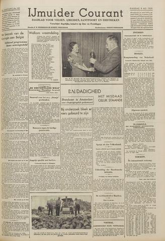 IJmuider Courant 1939-05-09