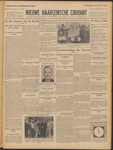 Nieuwe Haarlemsche Courant 1933-03-30