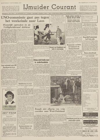 IJmuider Courant 1959-09-09
