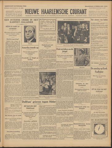 Nieuwe Haarlemsche Courant 1934-02-05