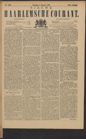 Nieuwe Haarlemsche Courant 1896-02-05