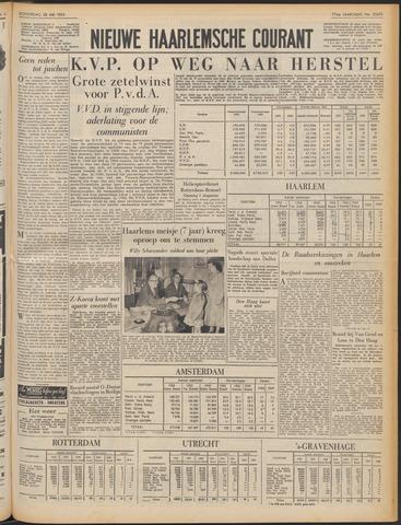 Nieuwe Haarlemsche Courant 1953-05-28