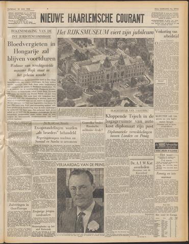 Nieuwe Haarlemsche Courant 1958-06-28
