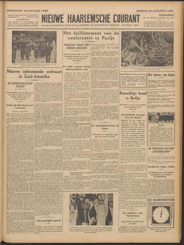 Nieuwe Haarlemsche Courant 1935-08-20