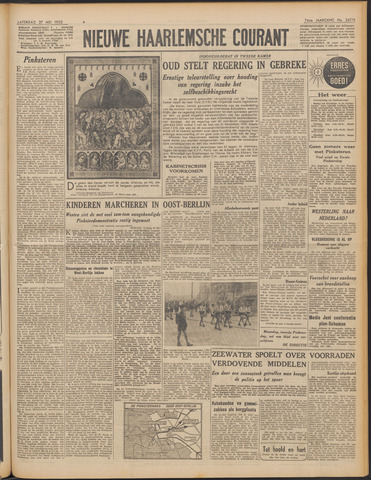 Nieuwe Haarlemsche Courant 1950-05-27