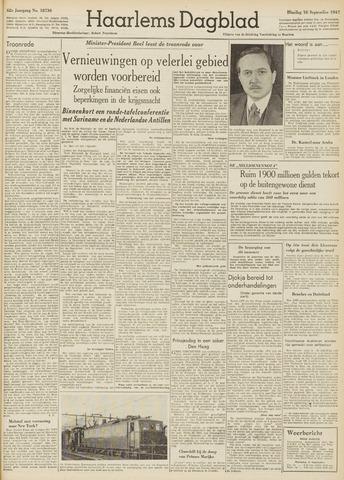 Haarlem's Dagblad 1947-09-16