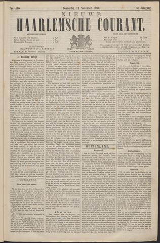 Nieuwe Haarlemsche Courant 1880-11-11