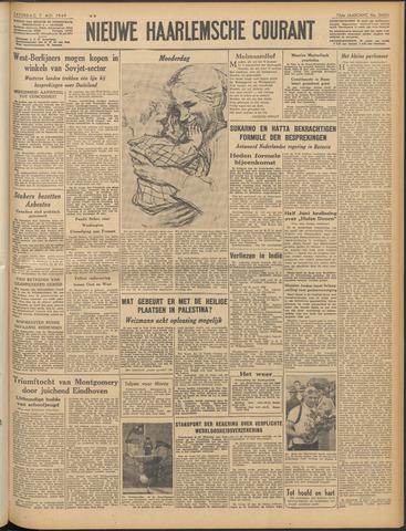 Nieuwe Haarlemsche Courant 1949-05-07