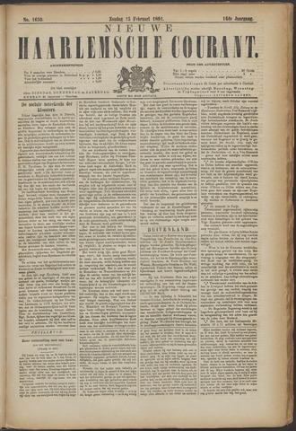 Nieuwe Haarlemsche Courant 1891-02-15