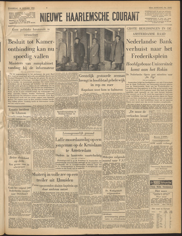 Nieuwe Haarlemsche Courant 1958-12-18