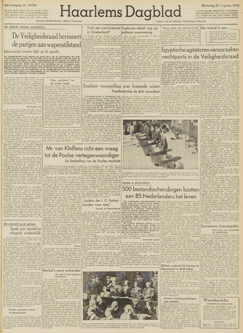 Haarlem's Dagblad 1947-08-27