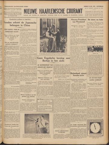 Nieuwe Haarlemsche Courant 1939-07-25