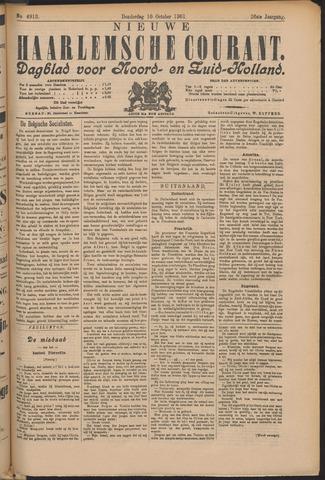 Nieuwe Haarlemsche Courant 1901-10-10