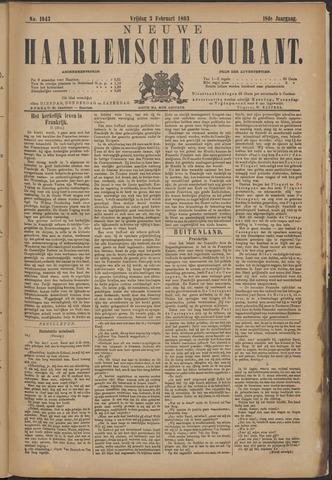 Nieuwe Haarlemsche Courant 1893-02-03