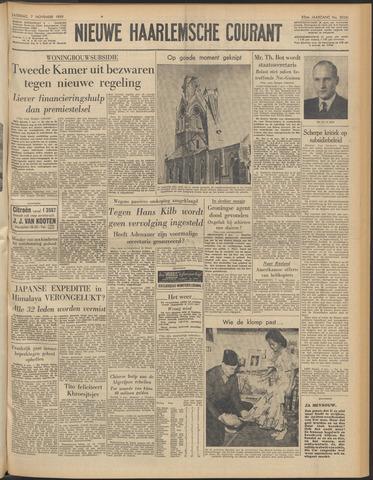 Nieuwe Haarlemsche Courant 1959-11-07