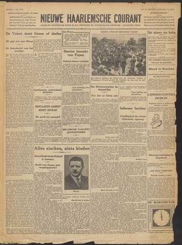 Nieuwe Haarlemsche Courant 1932-07-01
