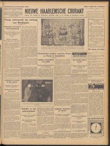 Nieuwe Haarlemsche Courant 1939-01-08