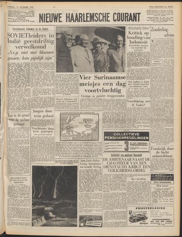 Nieuwe Haarlemsche Courant 1955-11-19