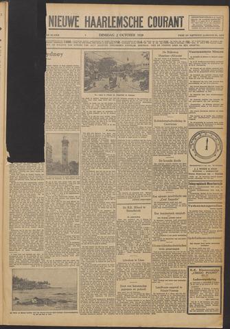 Nieuwe Haarlemsche Courant 1928-10-02