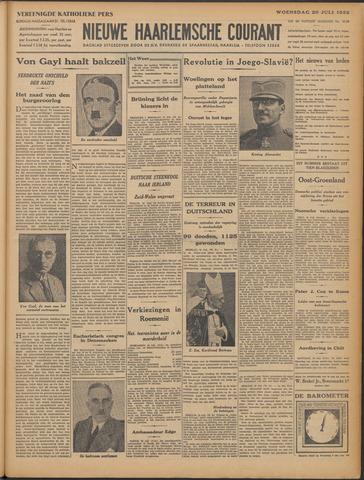 Nieuwe Haarlemsche Courant 1932-07-20