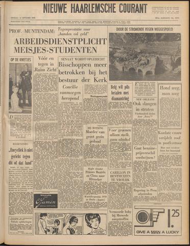 Nieuwe Haarlemsche Courant 1965-09-14