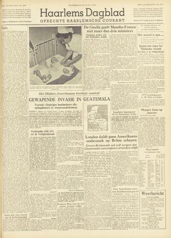Haarlem's Dagblad 1954-06-19