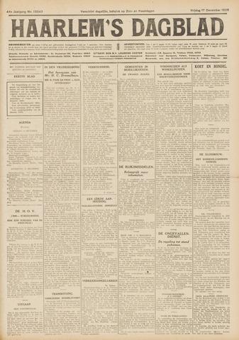 Haarlem's Dagblad 1926-12-17